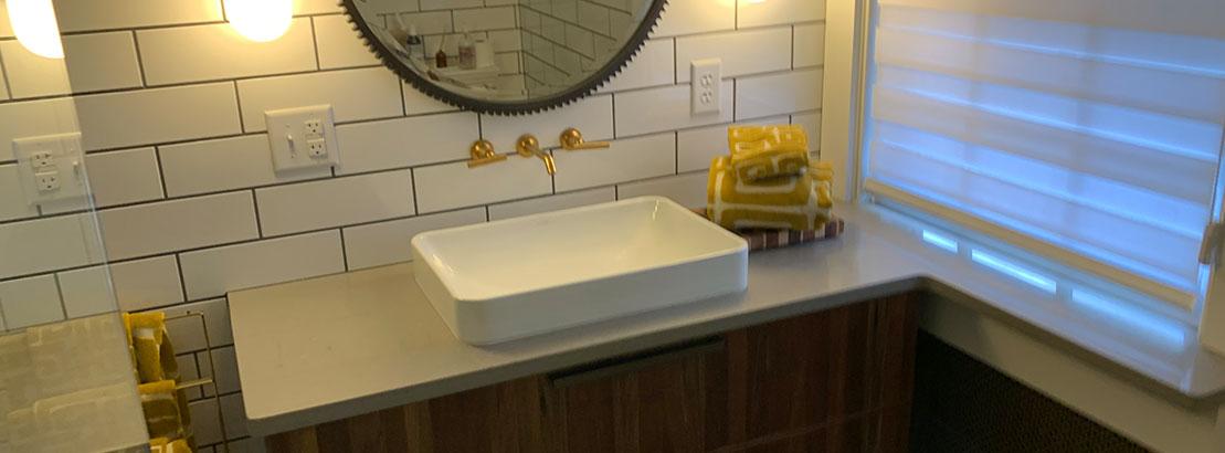 1930s Bathroom Remodel